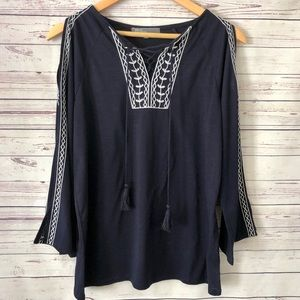 89th and Madison blouse